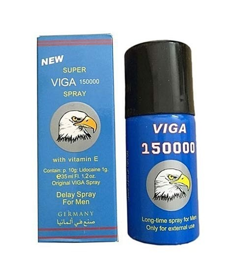 Super Viga Spray to Stay Long in Bed – YELO BRAND |